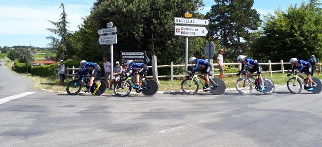 American cycle team