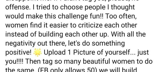 Facebook tag, exclusion