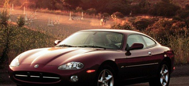 Jaguar XKR from 1990s