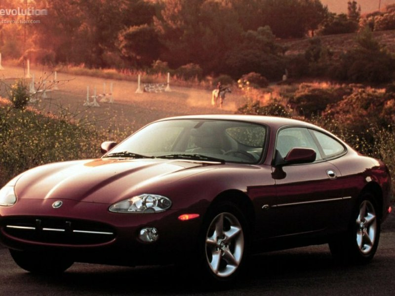 Jaguar XKR from 1990s